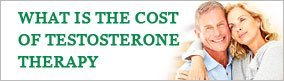 The Cost of Testosterone Therapy
